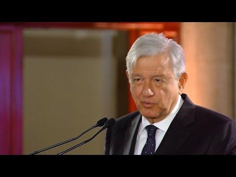 """López Obrador: """"Tenemos gasolina suficiente"""""""
