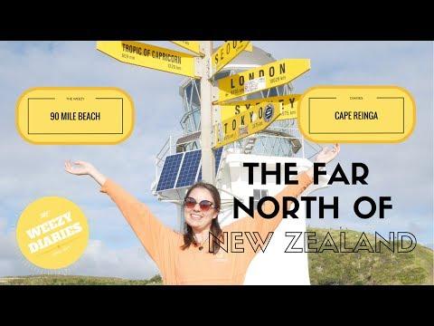 The Far North of New Zealand - Cape Reinga