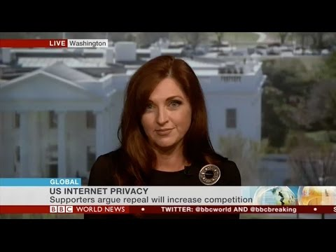 Nuala O'Connor, BBC World News – FCC Broadband Privacy rules