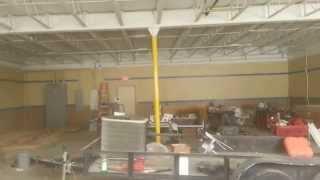 abandoned csl plasma center in north dayton ohio on helena street