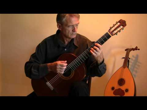 J. S. Bach Lute Suite No 4 in E major, BWV 1006a