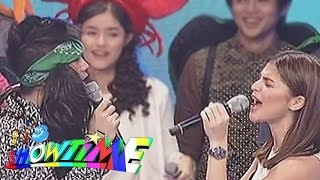 Vhong confesses his love for Anne