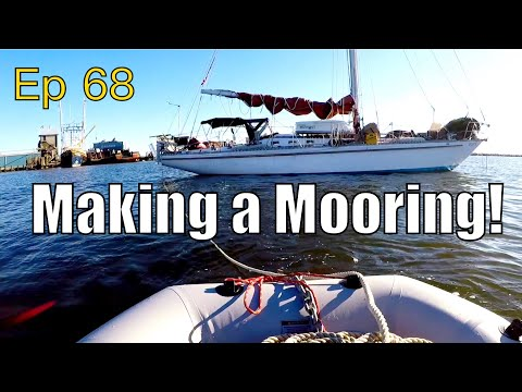 How to Make a Bahamian Mooring | Sailing Wisdom Ep 68