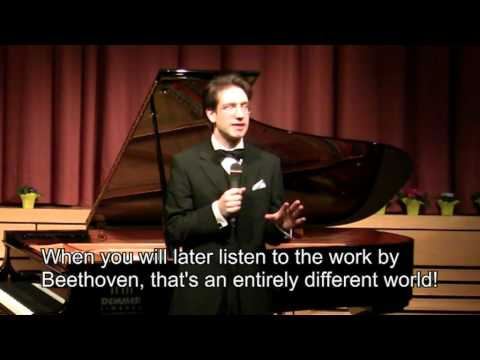 Introduction to Beethoven Diabelli Variations
