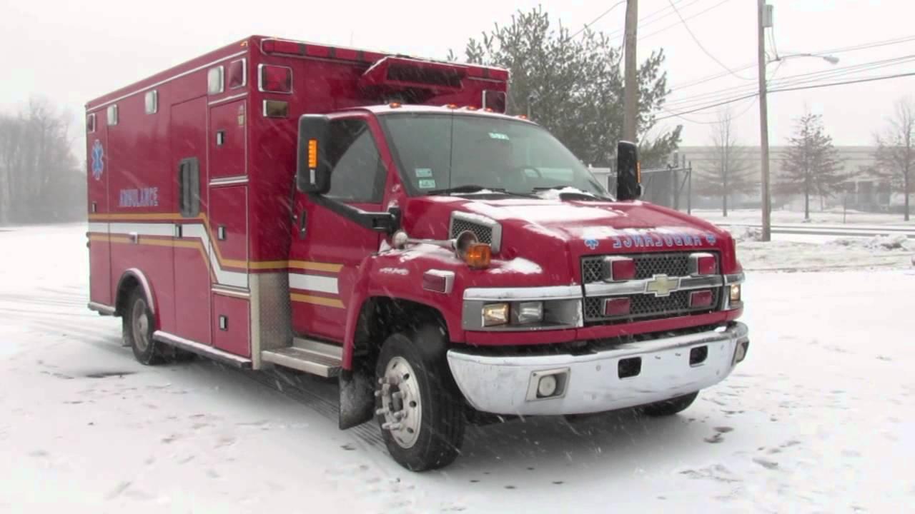 C4500 For Sale >> 2006 Chevrolet C4500 Ambulance - YouTube