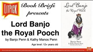 Review of Lord Banjo the Royal Pooch