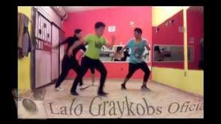 Zumba Yo También - Romeo Santos ft. Marc Anthony by Lalo Graykobs