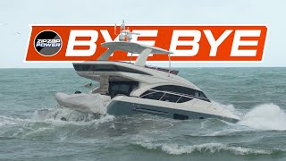 BYE BYE TENDER / and HCB 65 Estrella Comes to Haulover!