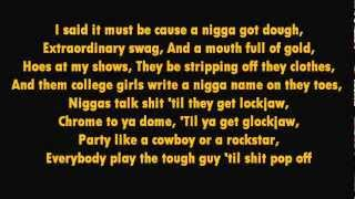 A$AP Rocky - Goldie Lyrics