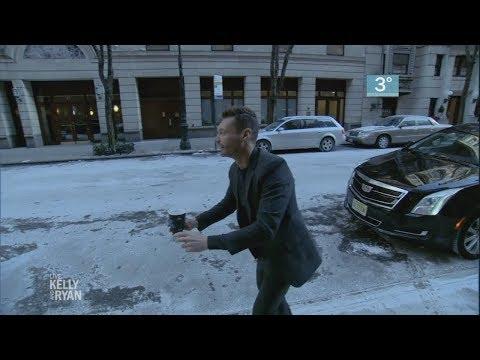 Ryan Freezes Boiling