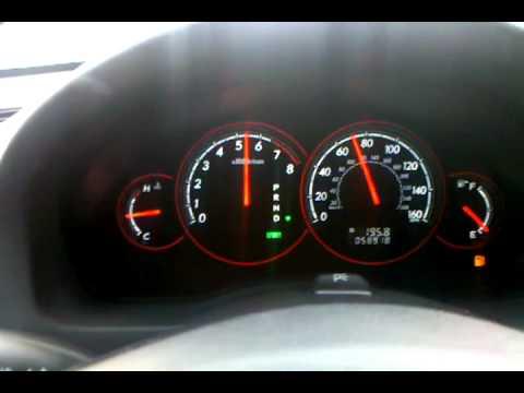 06 Subaru Outback Xt 0 60 Ish Youtube
