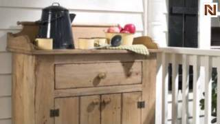 Kincaid 33-089 Homecoming Dry Sink