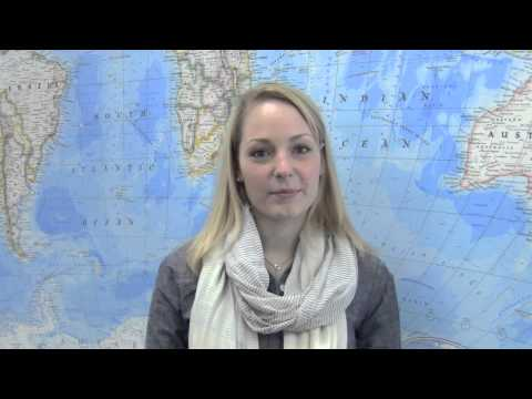 Liv Kittel '13: Handling money matters in Scotland