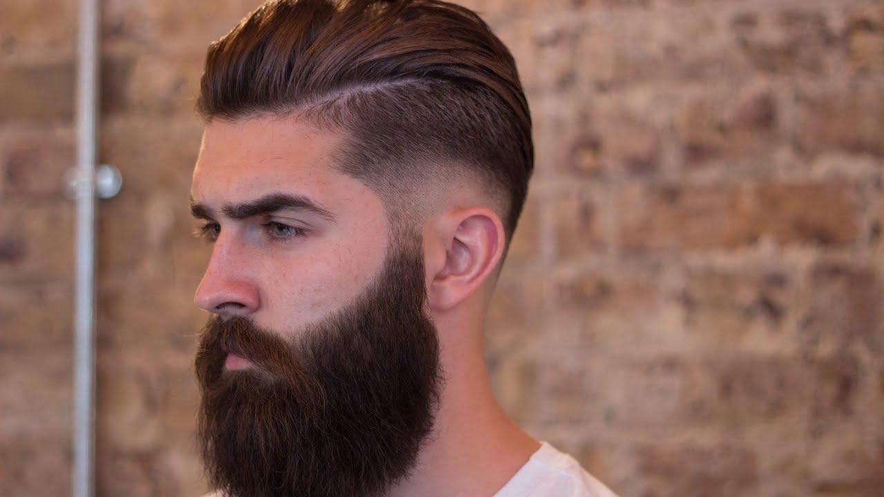 Contur barba
