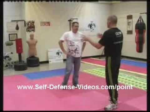 self defense pressure points pdf