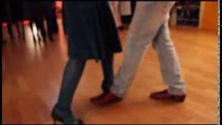 Tango Argentino I. Drehung