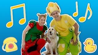فوزي موزي النظافة، البطة البطبوطة، بابا جبلي كلبي، انا بالحضانة، الضحكة، حزازير فزازير – 15 دقيقة
