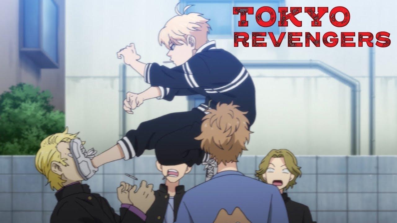 Download Draken Meets Mikey | Tokyo Revengers