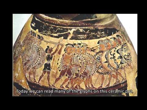 What is writing? (20,000 years ago)