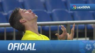 Golazo de Vietto (0-1) en el Atlético de Madrid - Villarreal