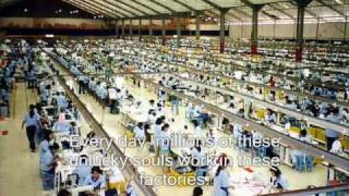 Nike sweatshops - Try not to cry