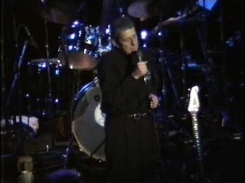 Leonard Cohen: Waiting for the Miracle (Live 1993)