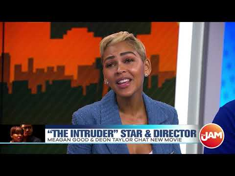 The Intruder With Meagan Good & Deon Taylor