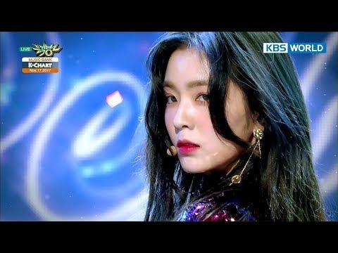 [Music Bank K-Chart] 3rd Week of November - Red Velvet, SEVENTEEN (2017.11.17)