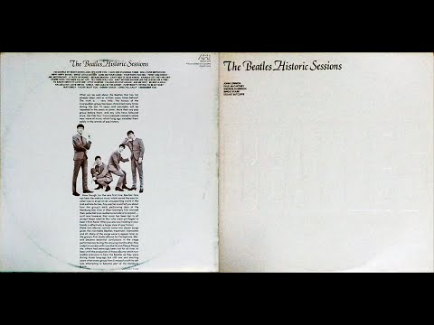 The Beatles Historic Sessions