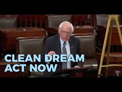 Sen. Sanders on Why We Need a Clean Dream Act Now