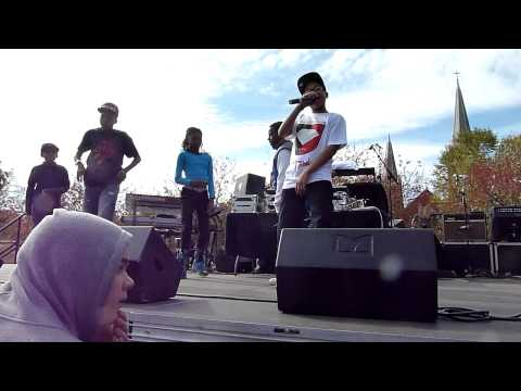 Y.N. Rich Kids - Hot Cheetos & Takis, Day of Dignity 2012, Minneapolis