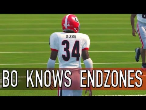 NCAA 14 Football Ultimate Team - Bo Knows Endzones! - Playoffs - Season Two - NUT 14 - NFUT 14