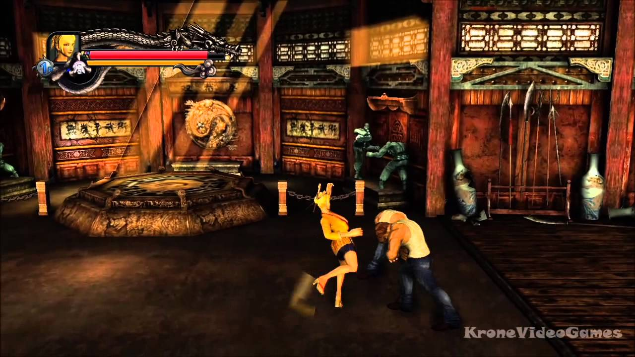Double Dragon Ii Wander Of The Dragons Gameplay Hd Youtube