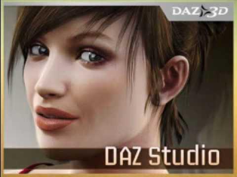 DOWNLOAD FREE DAZ - Poser Contents - V5 UPDATE & MORE FULL.wmv