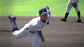第97回全国高校野球選手権兵庫大会・準々決勝vs報徳学園。
