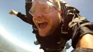 Jeffrey Jr.'s Jump at Skydive Amelia