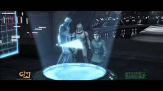 "Clip from Clone Wars Episode 3.3 ""Supply Lines"""