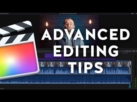 Final Cut Pro X Advanced Editing Tutorial