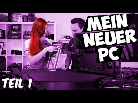 Mein Neuer PC Teil 1: Der alte Schandfleck und ein spezieller Ausgleichsbehälter (en subs)