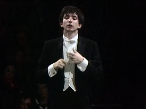 Michael Tilson Thomas conducts Wagner with the BSO (1970)