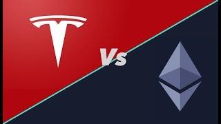 Sold Ethereum & Bought Tesla