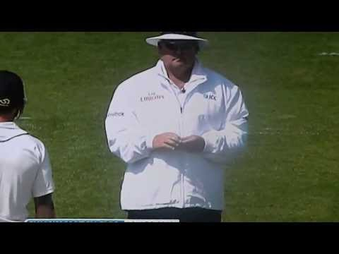 Graeme Swann 10 Wicket Haul vs New Zealand- Second Test- 28/05/13
