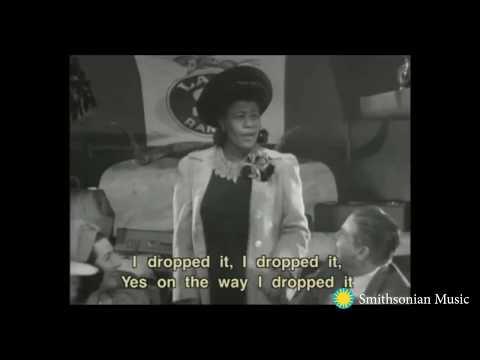 The History of Ella Fitzgerald's A-Tisket-A-Tasket