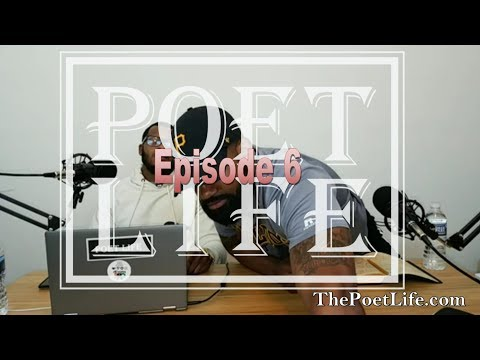 Poet Life Podcast Episode 6   Mastering YOUR Own Lane As A Poet