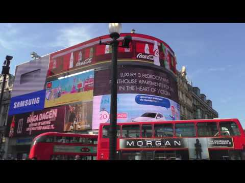 Transport For London Buses Piccadilly Circus