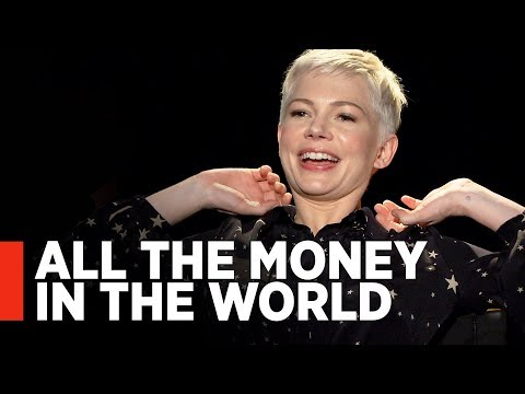 Michelle Williams talks ALL THE MONEY IN THE WORLD
