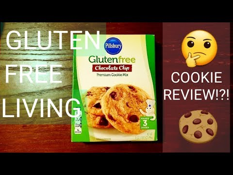 GF CHOCOLATE CHIP COOKIES REVIEW! | Gluten Free Living Episode 1