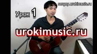 Уроки гитары urokimusic