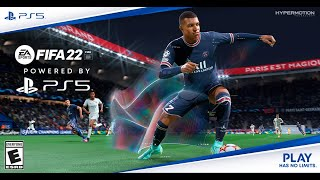 FIFA 22 - Powered by PS5 ft. New ICONS Reveal