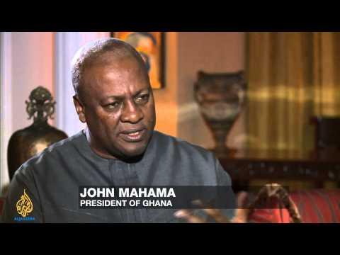 Talk to Al Jazeera - John Mahama : Saving Ghana's economy